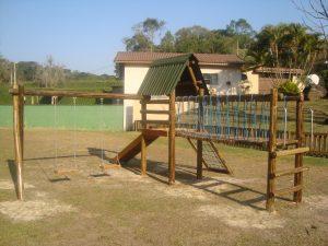 playground em eucalipto tratado 1