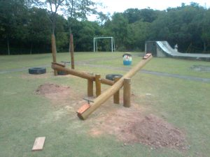 playground em eucalipto tratado 5